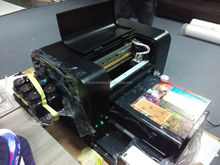 Digital USB Drives Memory Stick Small UV Printer