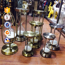 Professional production antique hourglass 1 hour hourglass