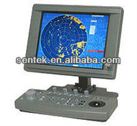 ARPA Radar for marine navigation