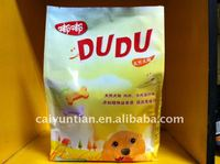 low price dog food plastic bags
