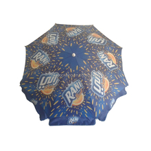 200cm cheap 170T polyester outdoor hawaii style beach umbrella