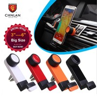 CHNLAN Colorful 360 Degree Rotate Car Air Vent Mount Holder Multiple mobile cell phone holder