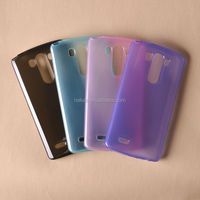 Manufacturer TPU mobile phone cover case for LG G3 F400