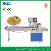 China candy/bread/food packaging machine for small business