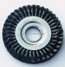 assorted rotary wire brushes
