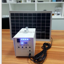 1W 3W 5W 10W 15W 20W 25W 30W 40W 60W solar panel system Mini Home Lighting system With Mobile Charger and solar panel