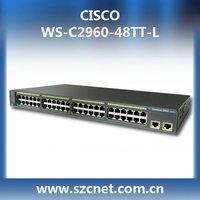 original new cisco switch 2960s WS-C2960-48TT-L