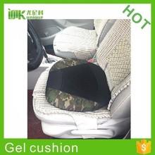 unique road anti-decubitus memory foam gel cushion