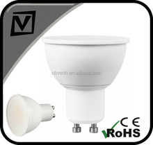 gu10 led 3000K,dimmable led spotlight.7w led light bulb,led lamp