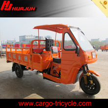 three wheel tricycle/cargo triciclo motor/cargo tricycle with cabin