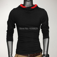 Мужская толстовка Zanzea Fashoin SliM Fit s M l XL Men Hoodies