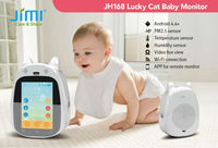 Jimi Hot !!! Lovely Factory Supply Autio Wireless Baby Monitor JH168