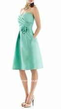 2012 the Most Popular Bridesmaid Dresses Bridesmaid gown BM12001