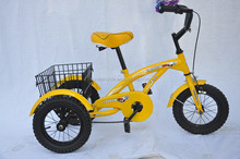 12'' children tricycle with cargo SM-1201