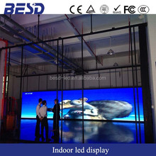 night club supplies indoor P6 full color led display