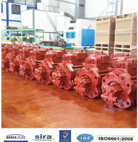 kawasaki K3V112DT hydraulic pump for LIUGONG CLG922E excavator