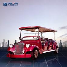 DeKong 2015 new 6 seat club car golf cart smart golf car mini golf car
