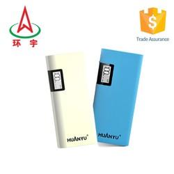 manual for ce rohs backup battery 18650 heavy duty power bank 10000mAh