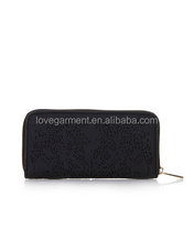 European magic style leather wallet for female to import