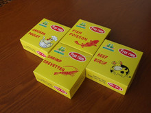 Free Promotion Support for seasoning cubes by Goodday Food