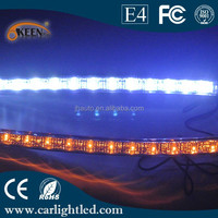 With Amber Turn Signal Daytime Running Light For Toyota Crown
