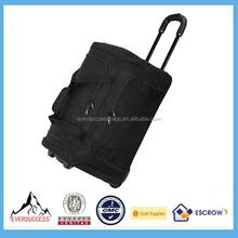 Wheeled Cargo Duffel Bag