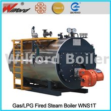 Automatic&Horizontal Gas Steam Boiler
