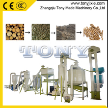 (M) SKF Bearing complete biomass pellet making line with best factory price