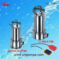 Professional Manufacturer of Sewage Pump Stainless Steel Centrifugal Submersible Pump