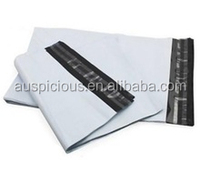 Sealable Polythene Grey Recycle Plastic Mailing Bags