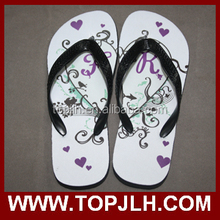 Wholesale Sublimation Rubber Slippers