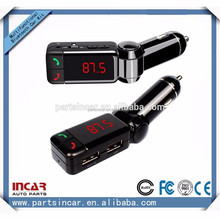 car cigarette lighter mp3 player installed