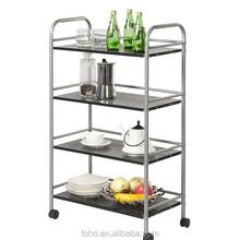 Diy custom made sheet metal fabrication kitchen storage cabinet rack