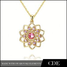 P0197A Hong Kong Wholesale Jewelry Simple Gold Pendant Design