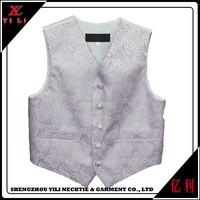 Fashionable design elegant style comfort soft vest men
