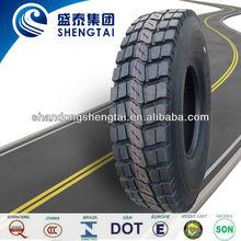 heavy duty truck tire 12.00R20 All steel radial TBR tyre