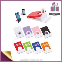 Plastic Foldable mobile phone holder,plastic cell mobile ,phone holder