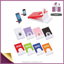 Plastic Foldable mobile phone holder,plastic cell mobile ,phone holder