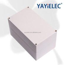electrical distribution enclosure, junction cabinet IP67, outdoor plastic control waterproof box