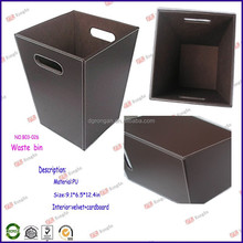 china boxes storage and bins household items used clothing kids dustbin for recycle bin B03-026