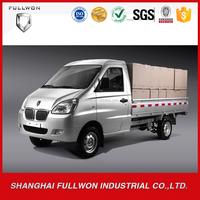 Import Chinese 0.8 ton Mini Diesel / Gasoline Mini Truck