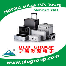 Updated Promotional Empty Custom Aluminum Case Manufacturer & Supplier - ULO Group