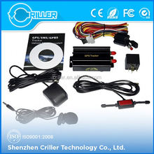 Real time gps tracking with with fuel monitoring spead limiter gps tracker with two way voice communication