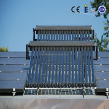 Energy saving 18tube heat pipe aluminium alloy solar collector prices,solar collector for sale