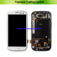 Mobile Phone Spare Parts LCD Flex Cable For Samsung Galaxy S3 i9300