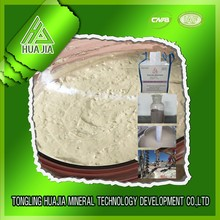 well drilling mud bentonite clay for drilling mud pump