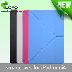 Blank sublimation for iPad mini 4 smart cover