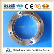 Oil and Gas use 316/316L stainless steel slip on forged flange