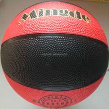 Cheap OEM rebound rubber basketball
