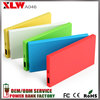 Hot Selling Compact Portable Mobile CE Rohs Lithium Polymer Backup Battery Power Bank 4000mah